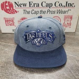 1990s North Carolina Tar Heels Snapback Hat